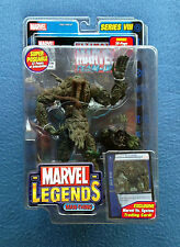 MAN-THING MARVEL LEGENDS COMICS 7 INCH FIGURE SERIES 8 MANTHING CHIP ON PACKAGE