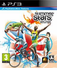 Summer Stars 2012 PS3 Playstation 3 IT IMPORT DEEP SILVER