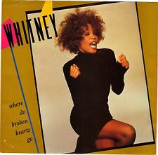 HOUSTON, Whitney  (Where Do Broken Hearts Go) Arista1-9674 = PICTURE SLEEVE ONLY