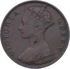 O1928 Hong Kong 1 cent Victoria 1876 -> M offer