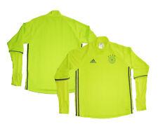 adidas DFB Deutschland Trainingstop EM 2016 grün