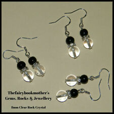 Handmade Silver Plated Drop/Dangle Stone Fashion Earrings
