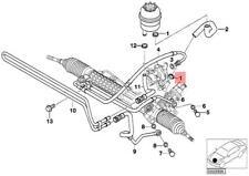 Genuine Hose Clamp x5 pcs BMW ROLLS-ROYCE Alpina M3 M5 M6 X1 X3 X5 32416751127