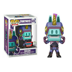 Funko Pop Games #623 Fortnite Bash 2020 Fall Convention Exclusive New & In-hand