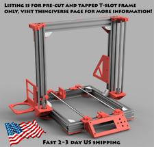 A8 Metal frame 3D printer AM8 t-slot frame kit extrusion PD-tech - Frame only