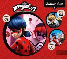 3 CD-Box * MIRACULOUS - STARTER-BOX 2 # NEU OVP &