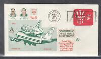 USA klasse Beleg 1979 Columbia OV 102 Space Shuttle / Fitz Fulton, Tom McMurtry