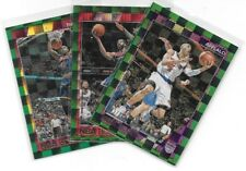 2016-17 NBA Hoops SP's and Inserts Wall,Cousins,Bryant,Irving,James,Smart,George