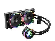 Enermax Liqfusion 240 CPU Wasserkühler mit RGB-LEDs