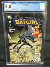 Batgirl #4 (2008) Adam Beechen Story DC CGC 9.8 A605