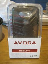 NEW AVOCA LG Optimus L5 PHONE CASE   BLACK SMOKE COLOR FREE SHIPPING