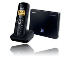 Siemens Gigaset A580 IP VOIP SIP +linea fissa e A58H Cordless