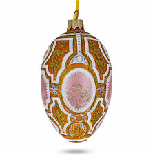 1914 Catherine the Great Royal Glass Egg Ornament