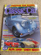 Australian Classic Car Monthly Magazine, Oct 99, Collectors 75th Issue Jaguar V