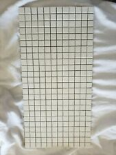 New From Vintage Lot, Mosaic Tile Slab, Zanesville Mosaic Tile Co, Circa 1950