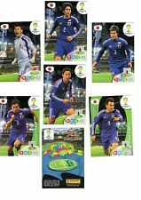 LOT 10 Panini Adrenalyn XL BRAZIL World Cup 2014 JAPAN  TEAM  FROM ARGENTINA