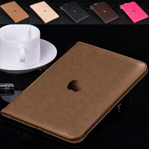 For iPad Mini 1 2 3/Mini 4 5 Auto Smart Leather Flip Stand Case Shockproof Cover