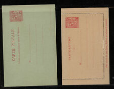 Netherlands  postal and postal letter card  unused        MS1005