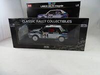 1:18 SUNSTAR Lancia Delta Integrale #24 Rallye Monte Carlo 1990 - Rareza§