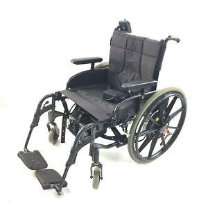Heymer Radun elektrische Brems- und Schiebehilfe für Rollstuhl (M6798)