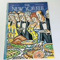 The New Yorker: January 30 1965 Full Magazine/Theme Cover Peter Arno