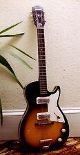 Harmony stratotone Guitar Rare!