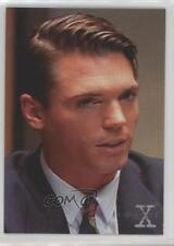 1997 Intrepid X-Files: Contact Major Players #15 Alex Krycek Non-Sports Card 0w6
