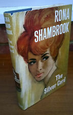 Rona Shambrook THE SILVER CORD Collins 1st 1963 hardback in d/j