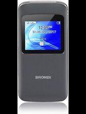 Telefonino Brondi Window  Dual Sim Telefono Cellulare Anziani + Auricolari