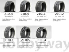 4pcs Rc 1/10 Scale Soft Rubber Tires Tyre fits for 1:10 Touring Car 1/10 Tire