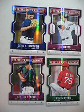 KEVIN STEEN 2014 Panini ELITE extra edition GREEN DIE CUT #'d 05/25 card STATUS
