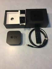 Apple Tv 32Gb 4th Generation Gen + Siri Remote & Hdmi Cable Model A1625
