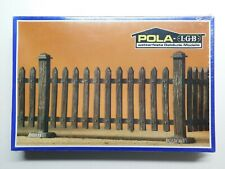 G Scale - LGB POLA - #954 Garden Fence Set BRAND NEW SEALED!