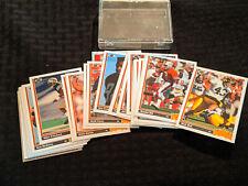 29 Card Lot 1991 Upper Deck Football-Star Rookie Set Brett Favre NFL