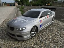 1:10 RC Clear Lexan Body Shell BMW M5 200mm suit Tamiya etc Electric or Nitro