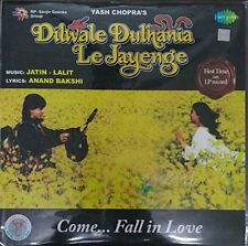 Dilwale Dulhania Le Jayenge  (rare LP) Indian Bollywood vinyl OOP sealed NEW