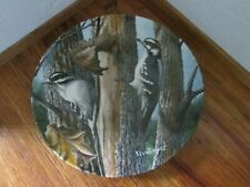 Birds of Your Garden Collection~1987~The Downy Woodpecker