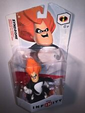 Collectible Original Disney Infinity Syndrome 4� Figure Toy 2613Tclh