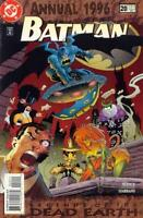 BATMAN ANNUAL #20 VF/NM, Direct, DC Comics 1996