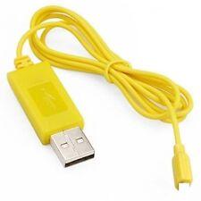 Cavetto USB di Ricarica per elicottero aereo radiocomandato telecomandato rc