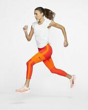 Women's Nike Tech Pack Knitted Tight Fit Leggings AQ5343-891 Size Extra Small