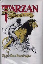 TARZAN AND THE GOLDEN LION-1ST/1ST-1923-BURROUGHS-W/DJ-BEAUTIFUL BOOK!!