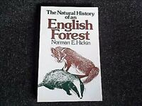 Natural History Of An Inglés Bosque: Salvaje Vida De Wyre Norman Ernest Hickin