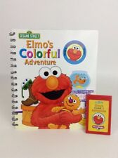 Publications International Story Reader Elmo's Colorful Adventure Book Cartridge