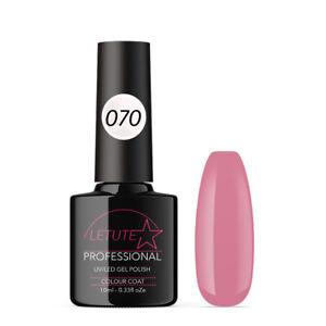 070 LETUTE™ Pink Beige Soak Off UV/LED Nail Gel Polish
