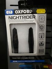 Oxford Nightrider strobing LED indicators