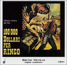 100,000 Dollari Per Ringo by Bruno Nicolai (CD-1994 Edipan)