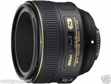 NEW NIKON AF-S NIKKOR 58mm f/1.4G (58 mm f1.4 G) Fixed Zoom Lens*Offer