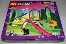 LEGO Belville Pretty Playland 5870 Set 100% Complete w/ Box, Figures, Manual