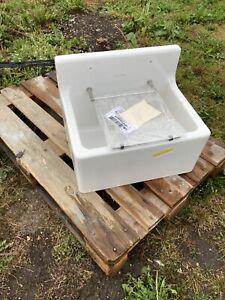 Armitage Shanks Birch Cleaners Sink